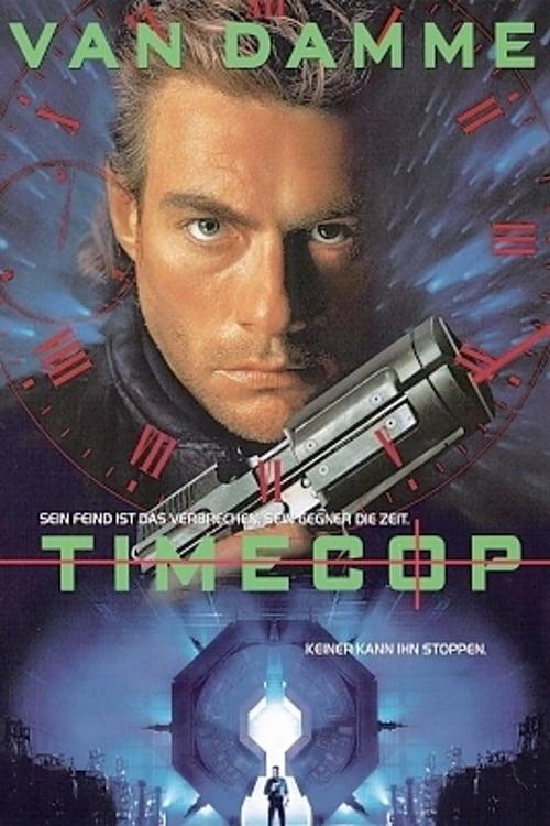 Poster von Timecop