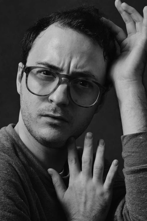 Kép: Griffin Newman színész profilképe