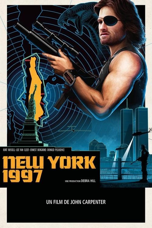 [720p] New York 1997 (1981) streaming Disney+ HD