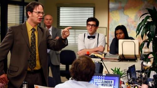 The Office - Season 6 - Episode 26: Whistleblower