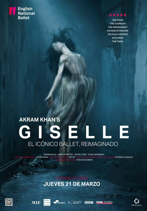 GISELLE - ENGLISH NATIONAL BALLET
