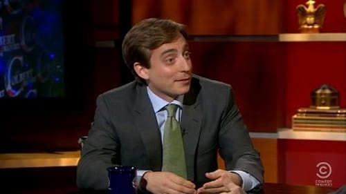 The Colbert Report: Season 7 – Episod Evan Osnos
