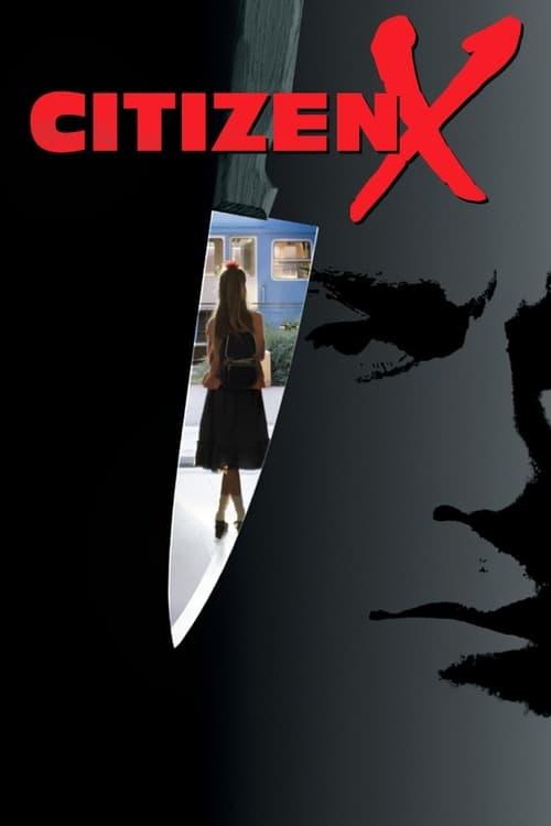 Citizen X (1995) Poster