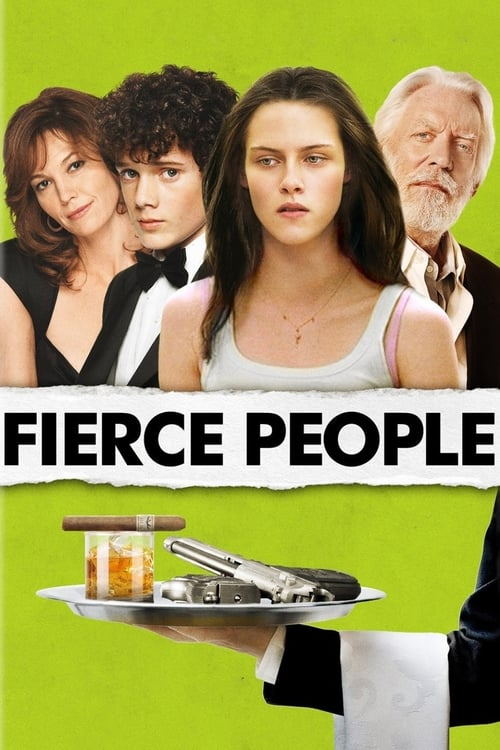 Largescale poster for Fierce People