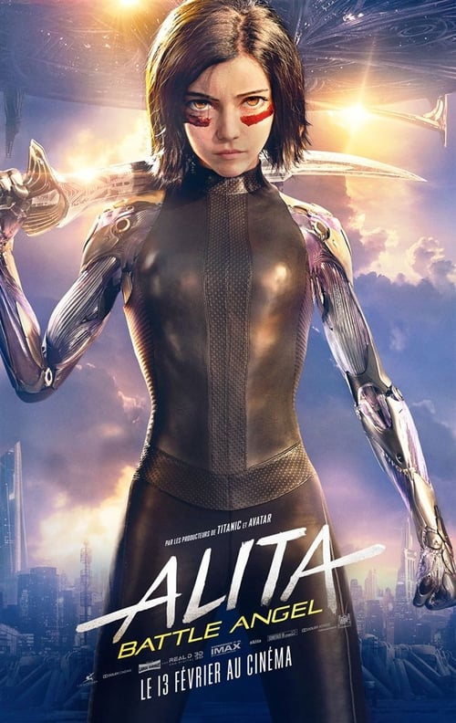 Télécharger Alita : Battle Angel Film Streaming Youwatch