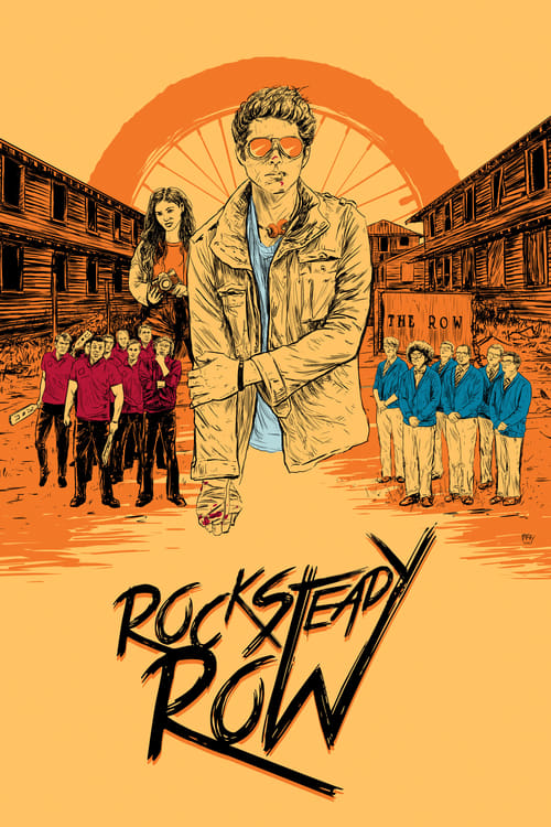 Rock Steady Row Poster