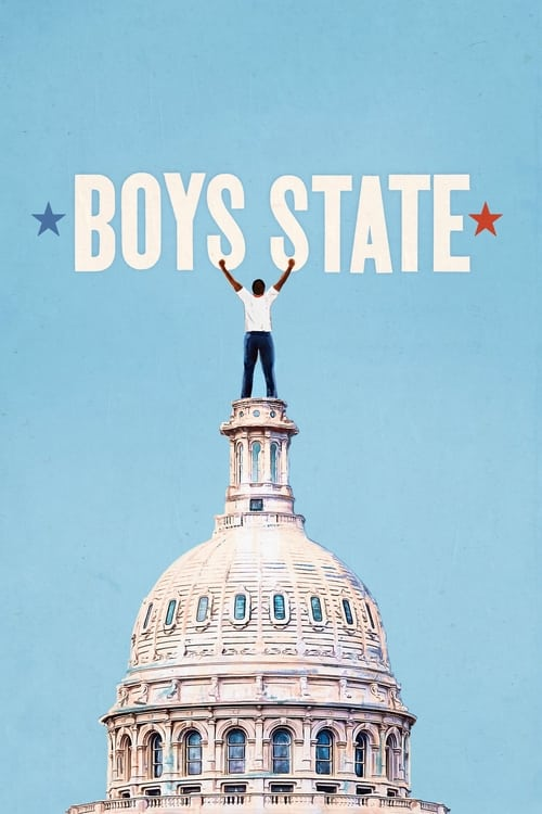 Largescale poster for Boys State