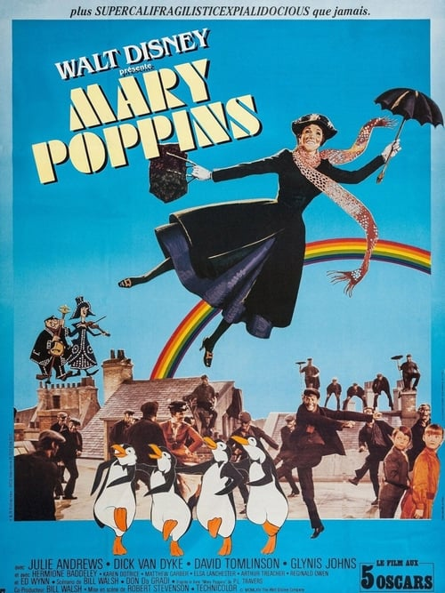 [HD] Mary Poppins (1964) streaming Disney+ HD