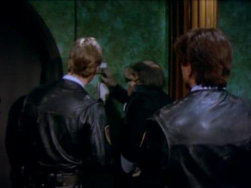 Space Precinct: Season 1 – Episode Smelter Skelter
