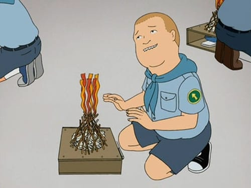 King Of The Hill 2009 Blueray: Season 13 – Episode Straight as an Arrow