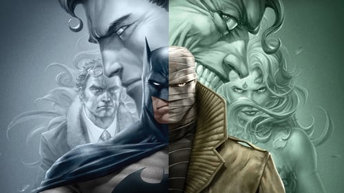 Batman: Hush (4K HDR) LATINO/INGLES