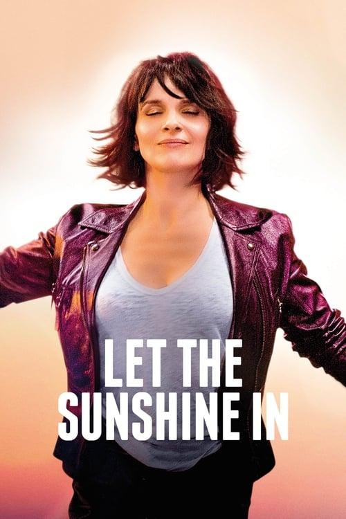 Un beau soleil intérieur poster