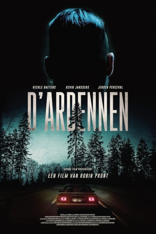 The Ardennes - Ohne jeden Ausweg - Poster