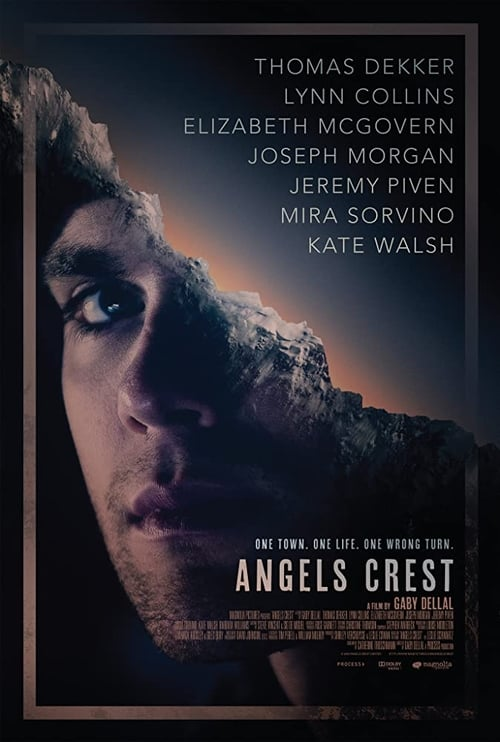 The poster of Angels Crest