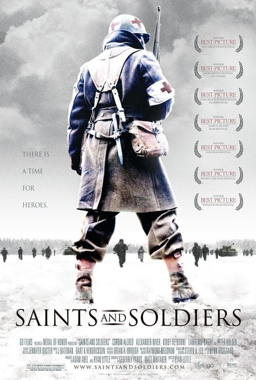 Regarder Saints and Soldiers (2003) streaming Disney+ HD