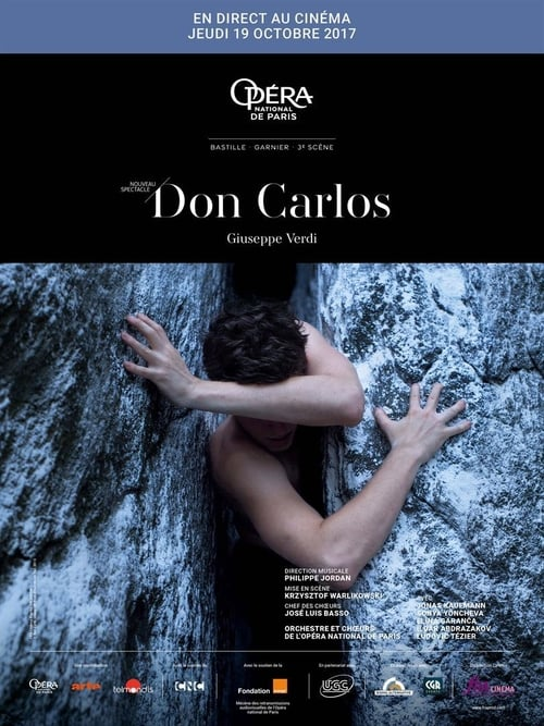 Largescale poster for Verdi: Don Carlos