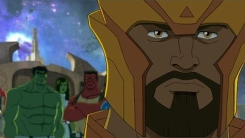 Marvel's Hulk and the Agents of S.M.A.S.H: Season 1 – Episod For Asgard