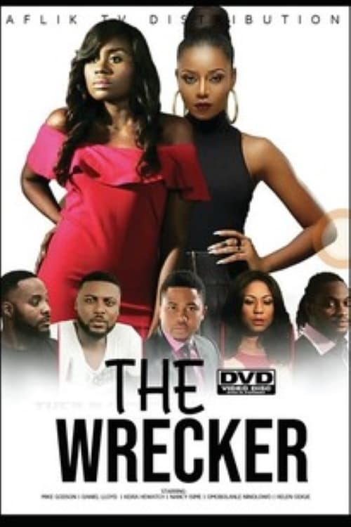 Poster von The Wrecker