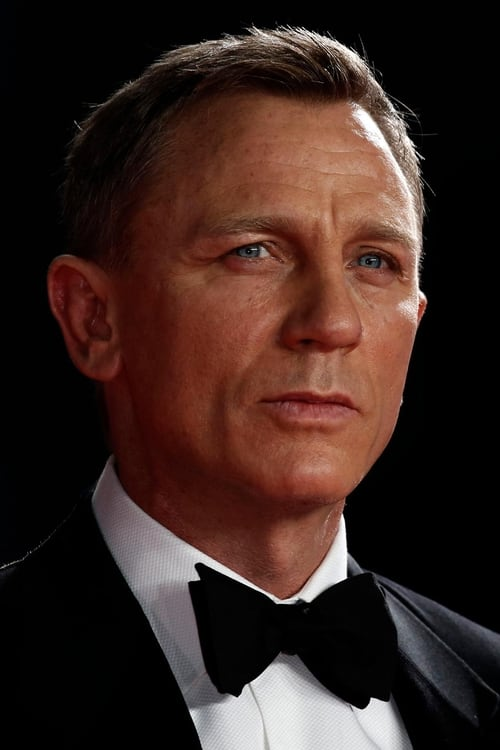 Largescale poster for Daniel Craig