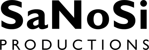 SaNoSi Productions                                                              Logo