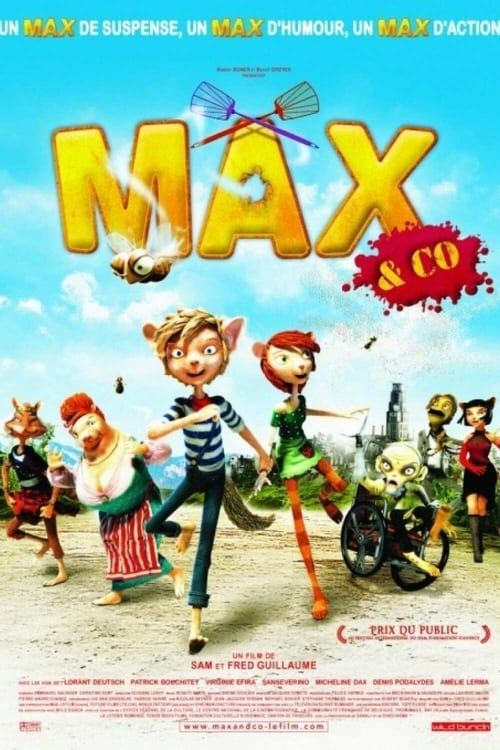 ➤ Max & Co (2007) streaming Disney+ HD