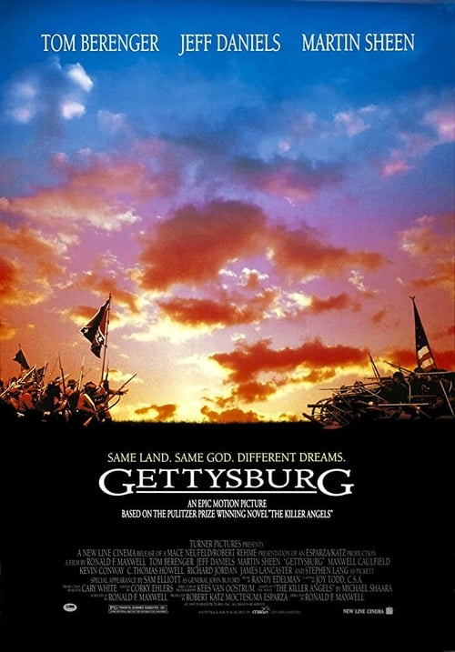 Watch Gettysburg (1993) Full Movie