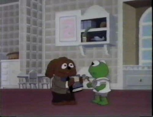 Muppet Babies: Season 5 – Episod He's a Wonderful Frog