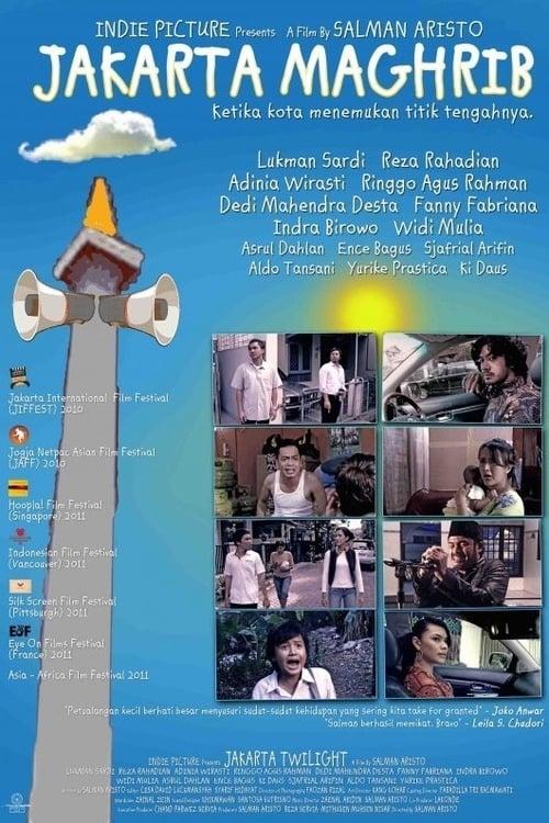 Télécharger Le Film Jakarta Maghrib Doublé En Français