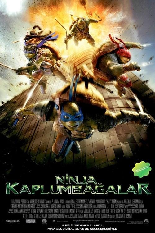 Teenage Mutant Ninja Turtles ( Ninja Kaplumbağalar )