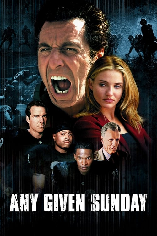 Any Given Sunday - Poster