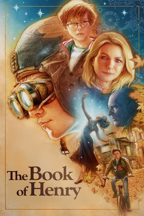 Poster von The Book of Henry