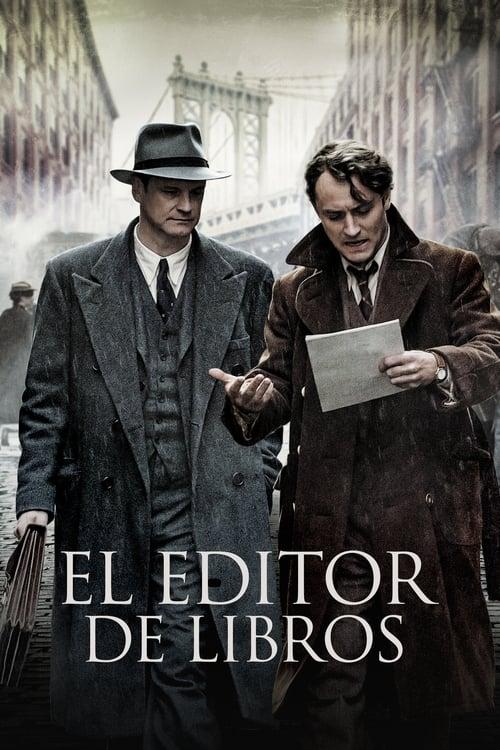 Película El editor de libros En Español