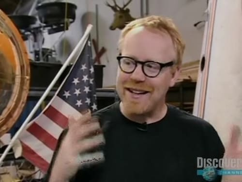MythBusters: Season 2006 – Épisode Shredded Plane