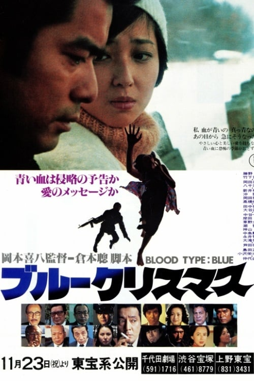 Blood Type: Blue (1978) Poster