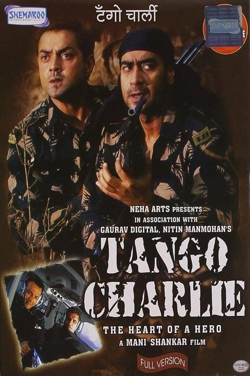 Tango Charlie Affiche de film