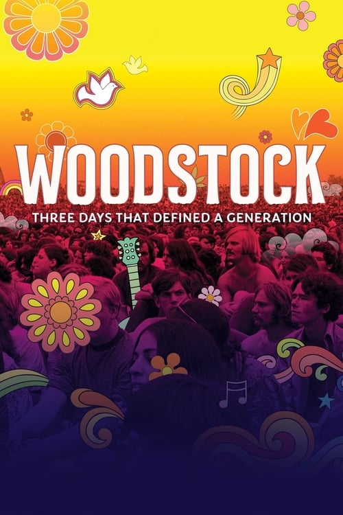 Largescale poster for Woodstock