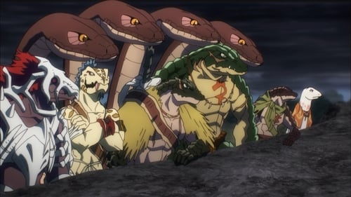 Lizard Men, Unidos!