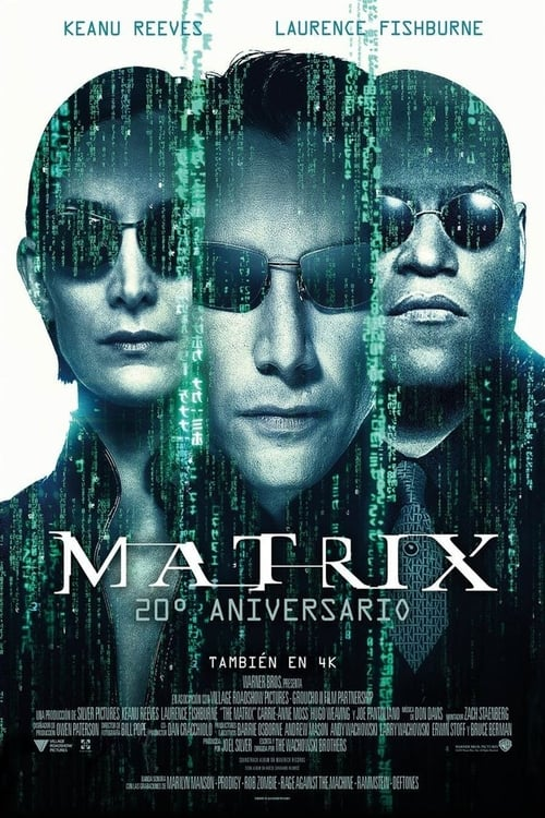 The Matrix pelicula completa