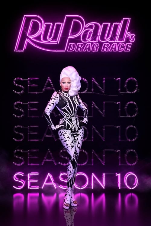 RuPaul's Drag Race: Season 10