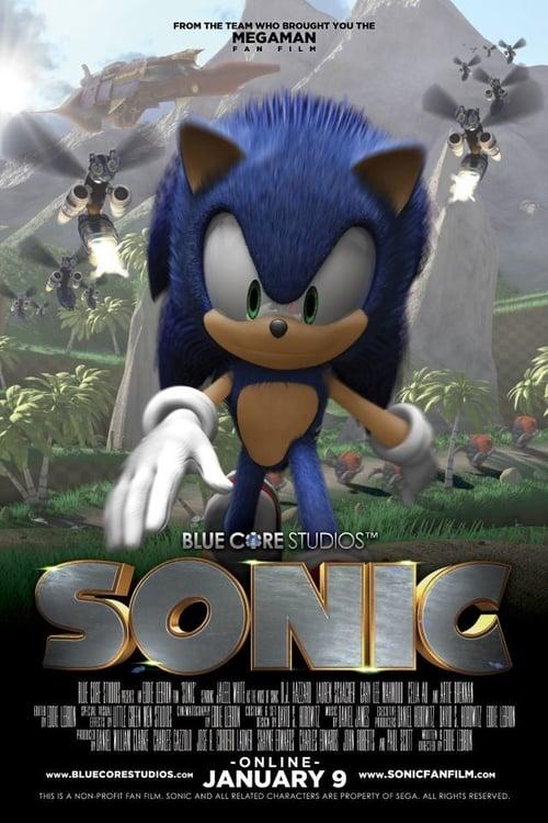 Ver pelicula Sonic Online