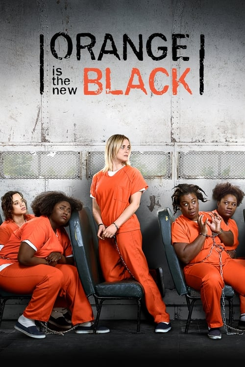 The poster of Orange Is the New Black