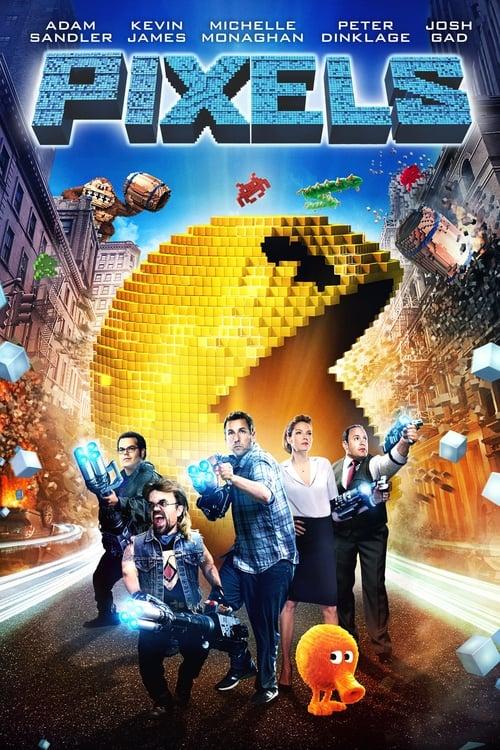 Pixels - Action / 2015 / ab 6 Jahre