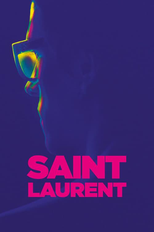 Saint Laurent (2014) Poster