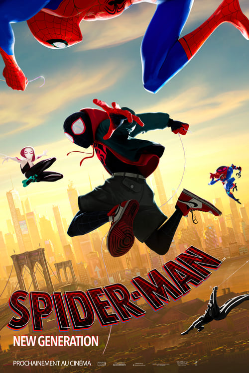 Spider-Man : New Generation Film en Streaming Vf Gratuit Télécharger