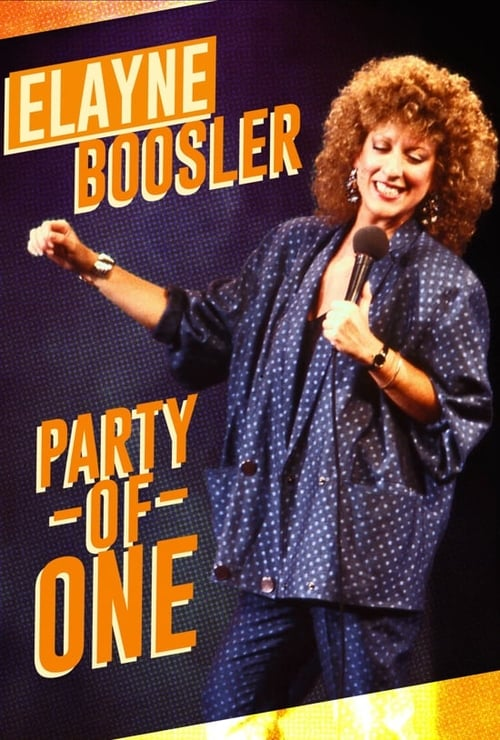 Elayne Boosler: Party of One