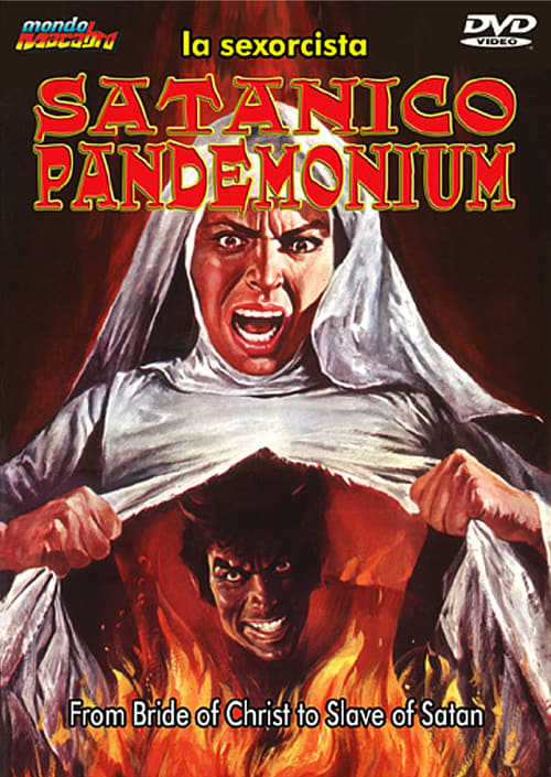 Satanico Pandemonium: La Sexorcista Streaming VF