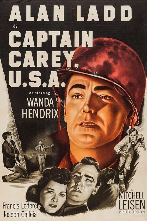 Película Capitán Carey Gratis En Línea