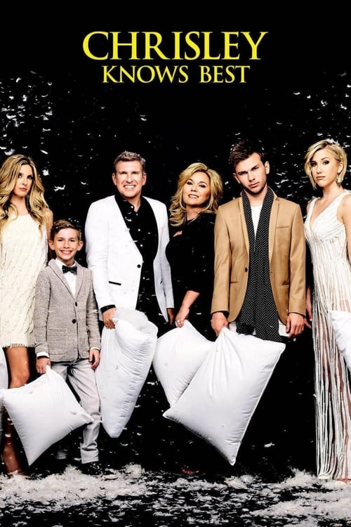 Chrisley Knows Best cover