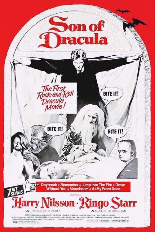 Mira La Película Son of Dracula Doblada En Español