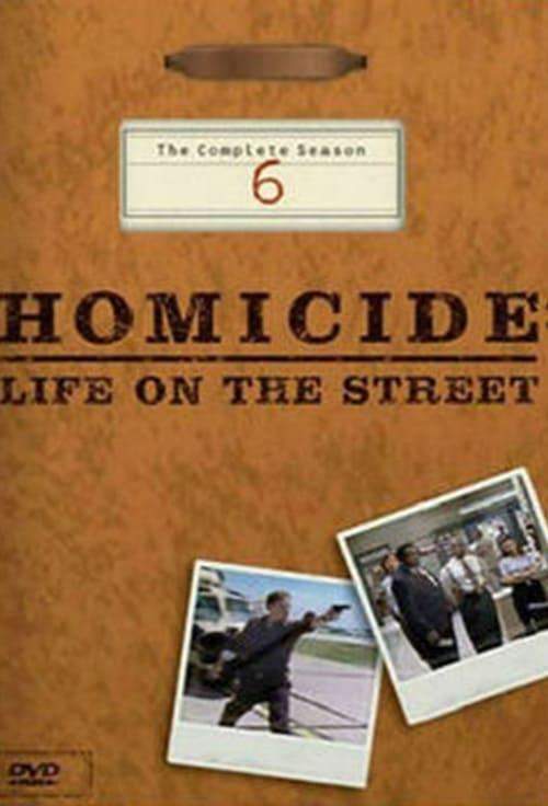Homicide: Life on the Street Season 6